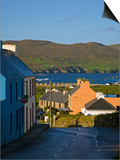 Early Morning, Allihies Village, Beara Peninsula, County Cork, Ireland Print