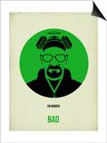 Bad Poster 1 Art by Anna Malkin
