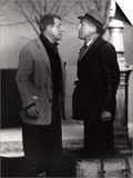 Jean Gabin and Bourvil: La Traversee De Paris, 1956 Prints by  Limot