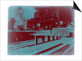 Downtown La Prints by  NaxArt