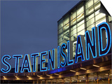 Staten Island Ferry, Lower Manhattan, Manhattan, New York City, New York State, USA Posters