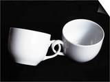 Cups with Intertwined Handles Posters by  Monzino