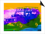 Land Rover Defender Art by  NaxArt