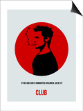 Club Poster 2 Art by Anna Malkin