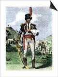 Toussaint Louverture, Liberator of Haiti Prints