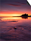 Castle of Fire Prints by Doug Chinnery