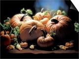 Pumpkins Poster by  ATU Studios