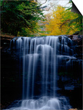 Ricketts Glen State PArk, PA Posters by Jim Schwabel