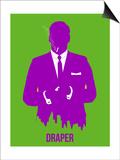 Draper Poster 1 Prints by Anna Malkin