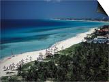 Varadero Beach, Matanzas, Cuba Posters by Angelo Cavalli