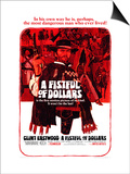 A Fistful of Dollars, 1964 Art