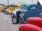 Street Rod Nationals, Louisville, Kentucky Prints by David Davis