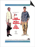 The Odd Couple, 1968 Posters