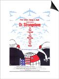 Dr. Strangelove, 1964 Posters