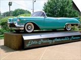 Classic Car, Graceland, Mamphis, Tennessee, USA Art par Gavin Hellier