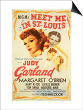 Meet Me in St. Louis, 1944 Prints