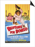 Bedtime for Bonzo, 1951 Poster