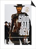 The Good, The Bad and The Ugly, 1966 Pôster