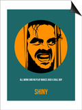 Shiny Poster 2 Prints by Anna Malkin
