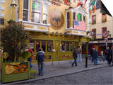 The Oliver St. John Gogarty Pub, Temple Bar, Dublin, County Dublin, Republic of Ireland (Eire) Art by Sergio Pitamitz