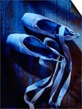 Layman – Ballettschuhe Poster von Dan Gair