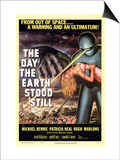 The Day The Earth Stood Still, 1951 Poster