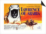 Lawrence of Arabia, 1963 Affischer