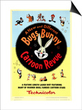 Bugs Bunny A Cartoon Revue, 1953 Print