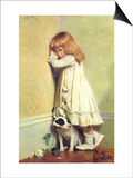 In Disgrace, 1885 Posters by Charles Burton Barber