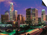 Los Angeles, California Prints by Jerry Driendl