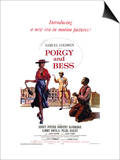 Porgy and Bess, 1959 Print