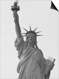 Statue of Liberty, New York City Prints by Keith Levit