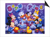 Mickey Mouse, 9999 Print