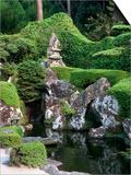 Samurai Garden in Chiran, Japan Print by Eva Marie Amiya