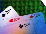 Four Aces Prints by Ellen Kamp