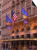Carnegie Hall, NYC Kunstdruck von Rudi Von Briel