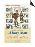 The Quiet Man, 1952 Art
