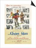The Quiet Man, 1952 Art
