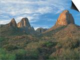Superstition Mountains, Phoenix, AZ Prints by Danny Daniels