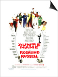 Auntie Mame, 1958 Poster