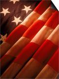 American Flag Prints by Ellen Kamp