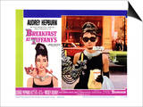 Breakfast At Tiffany's, 1961 Prints