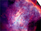 Orion Nebula Art by Arnie Rosner