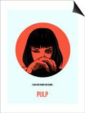 Pulp Poster 2 Art by Anna Malkin