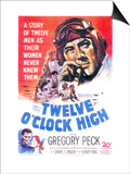 Twelve O'Clock High, 1949 Prints