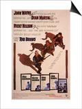 Rio Bravo, 1959 Prints