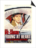 Young at Heart, 1954 Poster