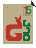 Golf Poster Prints by  NaxArt