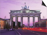 Brandenburg Gate, Berlin Art by Elfi Kluck