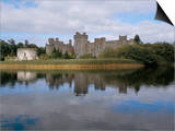 Bruno Barbier - Ashford Castle, Cong Area, County Mayo, Connacht, Eire (Ireland) Reprodukce